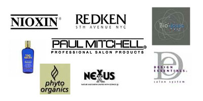 Salon Hair Products
